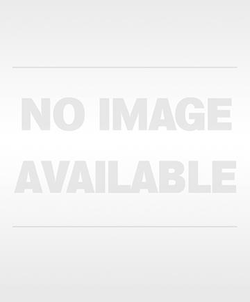 HALSTON SATIN NECK CREPE DRESS WITH KEYHOLE